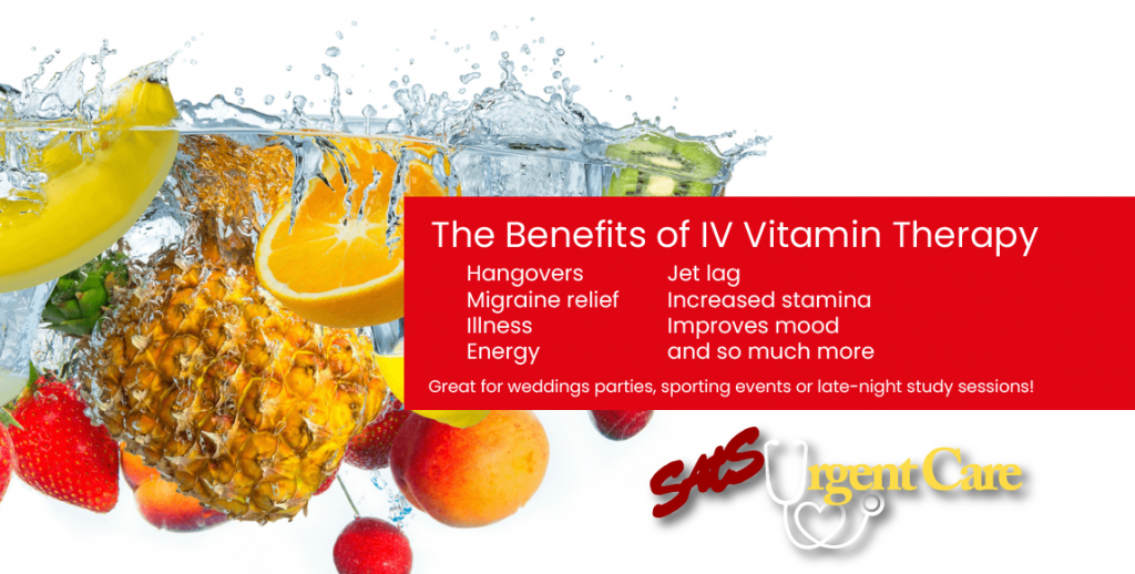 The Benefits of IV Vitamin Therapy